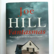 Livres d'occasion: FANTASMAS. JOE HILL. 1ª EDICIÓN 2008. Lote 249577020