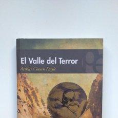 Libros de segunda mano: EL VALLE DEL TERROR - ARTHUR CONAN DOYLE - PLUTÓN EDICIONES. Lote 271021748