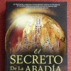 Libros de segunda mano: EL SECRETO DE LA ABADÍA: NOVELA DE J.M. FERNÁNDEZ HERRERO. Lote 252293205
