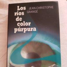 Libros de segunda mano: LIBRO LOS RÍOS DE COLOR PURPURA. Lote 252343635