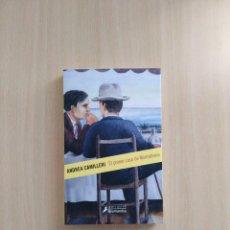 Livros em segunda mão: EL PRIMER CASO DE MONTALBANO. ANDREA CAMILLERI. Lote 252411130
