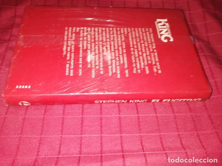 Libros de segunda mano: EL FUGITIVO - KING, STEPHEN - Foto 2 - 253354995