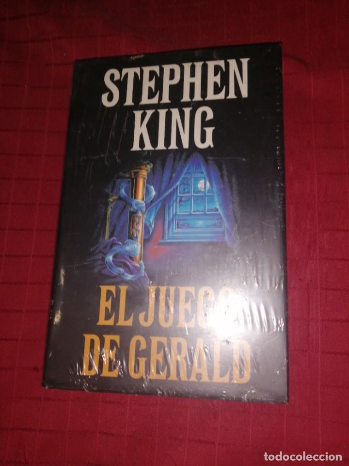 EL JUEGO DE GERALD - KING, STEPHEN (Libros de segunda mano (posteriores a 1936) - Literatura - Narrativa - Terror, Misterio y Policíaco)