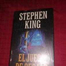 Libros de segunda mano: EL JUEGO DE GERALD - KING, STEPHEN. Lote 253355315