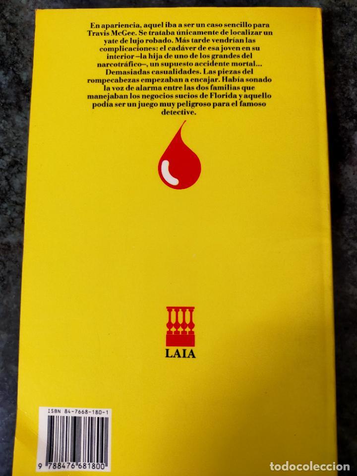 Libros de segunda mano: John D. MacDonald. Lluvia plateada - Foto 2 - 253469070
