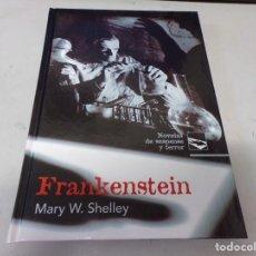 Libros de segunda mano: FRANKENSTEIN. MARY W. SHELLEY (EDICIONES RUEDA) - TAPA DURA. Lote 253513690