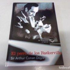 Libros de segunda mano: EL PERRO DE LOS BASKERVILLE - SIR ARTHUR CONAN DOYLE (EDICIONES RUEDA. Lote 253517775