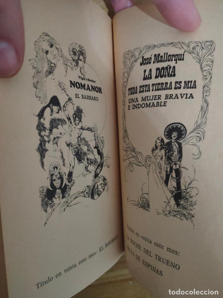 Libros de segunda mano: Frankenstein y el robot (Don Glut) Buru Lan - Esteban Maroto - Foto 5 - 253576980