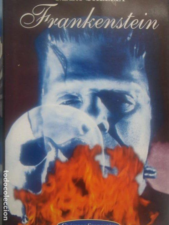 FRANKENSTEIN - MARY SHELLEY - ED. EDIMAT - 2000 (Libros de segunda mano (posteriores a 1936) - Literatura - Narrativa - Terror, Misterio y Policíaco)