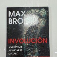 Libros de segunda mano: MAX BROOKS , INVOLUCIÓN. Lote 253642230