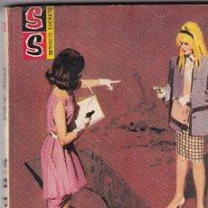 Livres d'occasion: SERVICIO SECRETO - Nº 610 - ATAUD B 4 - BOLSILIBRO BRUGUERA AÑOS 60. Lote 254216525