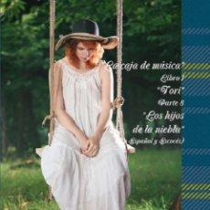 Libros de segunda mano: LA CAJA DE MUSICA LIBRO 1 TORI PARTE 8 LOS HIJOS DE LA NIEBLA. Lote 254293805