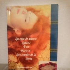 Libros de segunda mano: LA CAJA DE MUSICA LIBRO 1 TORI PARTE 9 LOS SONIDOS DE LA LLUVIA. Lote 254293845