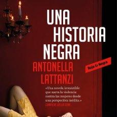 Libri di seconda mano: UNA HISTORIA NEGRA. Lote 250335195