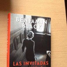 Libros de segunda mano: BENJAMIN BLACK .LAS INVITADAS SECRETAS .RBA. Lote 254711470