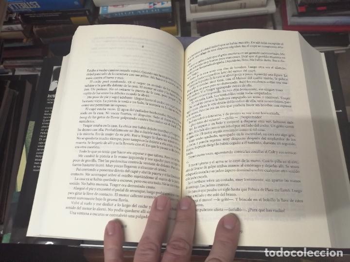 Libros de segunda mano: RAYMOND CHANDLER . TODOS LOS CUENTOS . SERIE NEGRA. EDICIÓN RBA . 1ª EDICIÓN 2012 . UNA JOYA!! - Foto 6 - 254712440