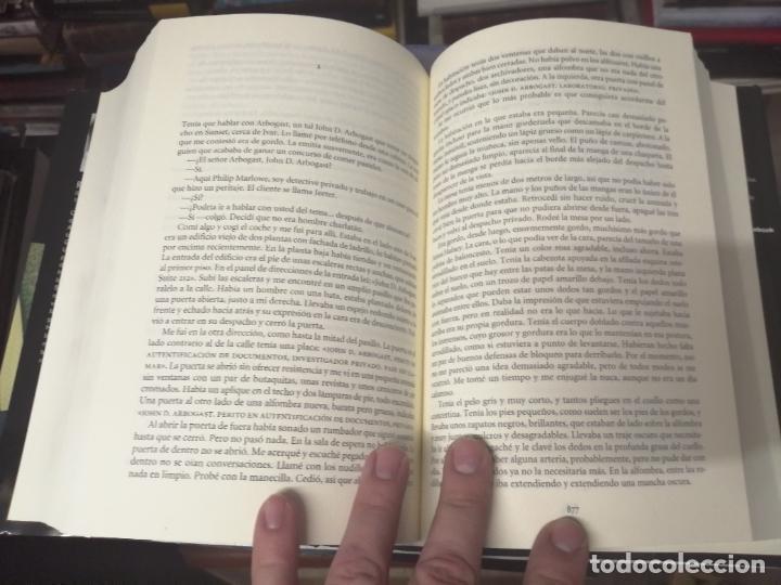 Libros de segunda mano: RAYMOND CHANDLER . TODOS LOS CUENTOS . SERIE NEGRA. EDICIÓN RBA . 1ª EDICIÓN 2012 . UNA JOYA!! - Foto 7 - 254712440