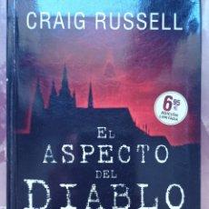 Libros de segunda mano: RUSSELL EL ASPECTO DEL DIABLO PRAGA TERROR THRILLER MISTERIO. Lote 254730070
