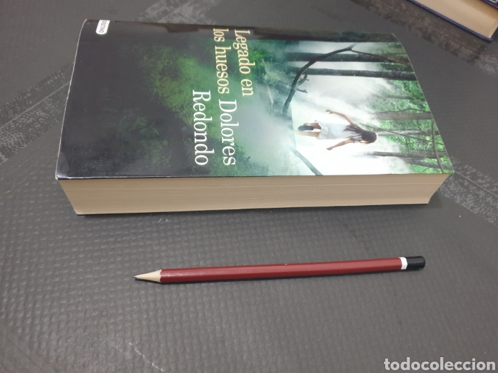 Libros de segunda mano: Legado en los huesos, dolores Redondo, 2013 - Foto 2 - 254905610
