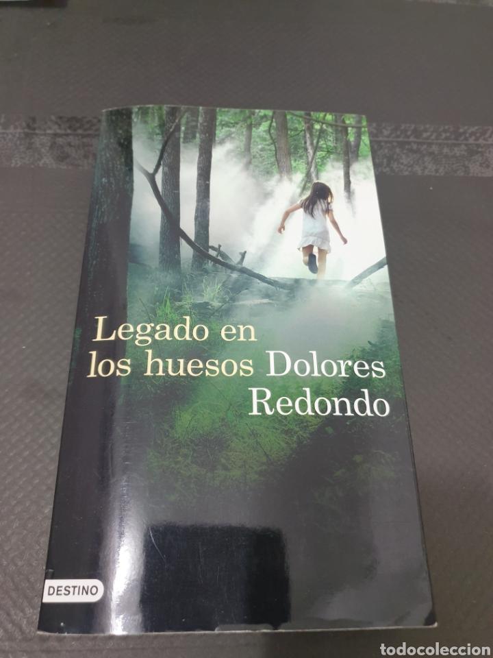 LEGADO EN LOS HUESOS, DOLORES REDONDO, 2013 (Libros de segunda mano (posteriores a 1936) - Literatura - Narrativa - Terror, Misterio y Policíaco)