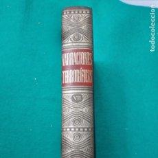 Libros de segunda mano: NARRACIONES TERRORIFICAS (SEPTIMA SELECCION) EDICIONES ACERVO 1966.. Lote 256129205