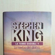 Libros de segunda mano: LA HIERBA DEL DIABLO. LA TORRE OSCURA 1. STEPHEN KING. CÍRCULO DE LECTORES, 1990.. Lote 256150705