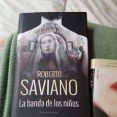 Libros de segunda mano: NOVELA TITULADA LA BANDA DE LOS NIÑOS. Lote 260352685