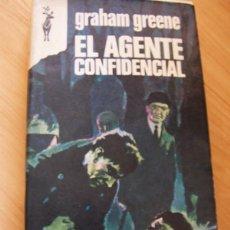 Libros de segunda mano: EL AGENTE CONFIDENCIAL, DE GRAHAM GREENE. EDICIONES GP LIBROS RENO NM 419. Lote 261321200