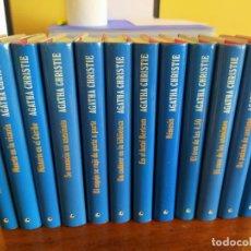 Libros de segunda mano: AGATHA CHRISTIE. DOCE NOVELAS DE MISS MARPLE.. Lote 261576125
