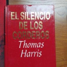 Libros de segunda mano: EL SILENCIO DE LOS CORDEROS. THOMAS HARRIS. RBA, 1993. Lote 261697100