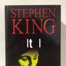 Libros de segunda mano: STEPHEN KING. IT. PRIMERA PARTE. RBA EDITORES.. Lote 262014855