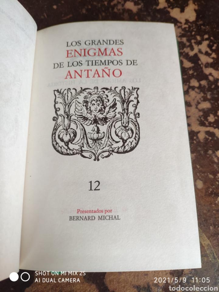 Libros de segunda mano: GRANDES MISTERIOS DEL PASADO N° 12 (EDITIONS DE CREMILLE GENEVE) - Foto 2 - 262033240