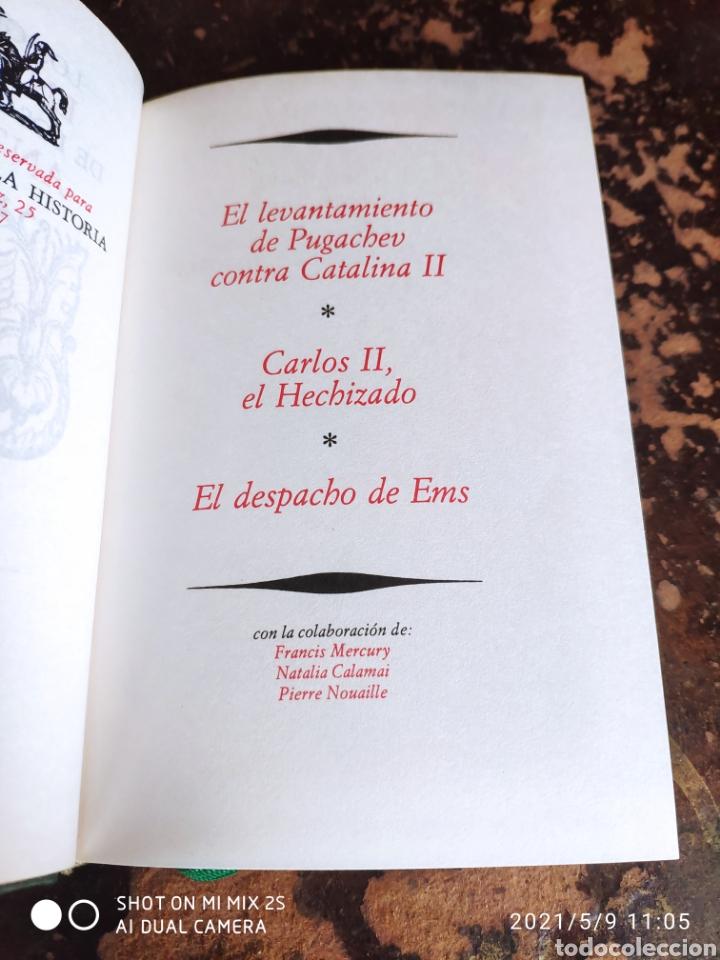 Libros de segunda mano: GRANDES MISTERIOS DEL PASADO N° 12 (EDITIONS DE CREMILLE GENEVE) - Foto 3 - 262033240