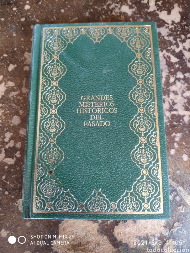 GRANDES MISTERIOS DEL PASADO N° 12 (EDITIONS DE CREMILLE GENEVE) (Libros de segunda mano (posteriores a 1936) - Literatura - Narrativa - Terror, Misterio y Policíaco)