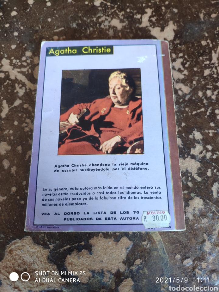 Libros de segunda mano: PERRY MASON, EL CASO DE LA MODELO ASUSTADA (ERLE STANLEY GARDNER) (BIBLIOTECA DE ORO) (ED. MOLINO) - Foto 2 - 262033790