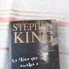 Libros de segunda mano: STEPHEN KING: LA CHICA QUE AMABA A TOM GORDON: PLAZA Y JANE. Lote 262947620