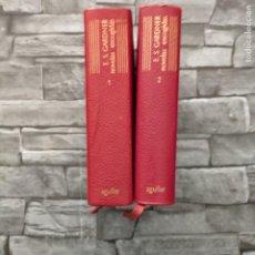 Libros de segunda mano: EDGAR WALLACE NOVELAS DE ACCION NOVELAS DE TERROR AGUILAR LINCE ASTUTO 1967 1968. Lote 263270895