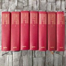 Libros de segunda mano: G. SIMENON NOVELAS DE MAIGRET AGUILAR DEL 1 AL 7 LINCE ASTUTO. Lote 263273105