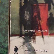 Libros de segunda mano: LOTE 3 LIBROS AGATHA CHRISTIE. BIBLIOTECA DE ORO.. Lote 264071695