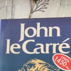 Libros de segunda mano: JOHN LE CARRÉ. ASESINATO DE CALIDAD. PLAZA & JANÉS. Lote 264074355