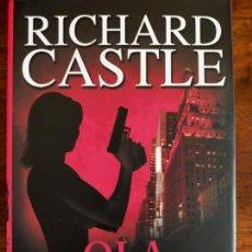 Libros de segunda mano: RICHARD CASTLE. OLA DE CALOR.. Lote 264352419