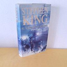 Libros de segunda mano: STEPHEN KING - EL CAZADOR DE SUEÑOS (DREAMCATCHER) - PLAZA & JANES 2001. Lote 264480474