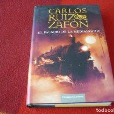 Libros de segunda mano: EL PALACIO DE LA MEDIANOCHE ( CARLOS RUIZ ZAFON ) TAPA DURA CIRCULO DE LECTORES. Lote 264502274