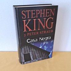 Libros de segunda mano: STEPHEN KING Y PETER STRAUB - CASA NEGRA - RBA EDITORES 2007. Lote 266061438