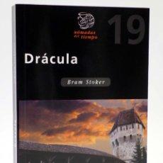 Libros de segunda mano: NÓMADAS DEL TIEMPO 19. DRÁCULA (BRAM STOKER) CASTALIA, 2005. OFRT. Lote 266832124