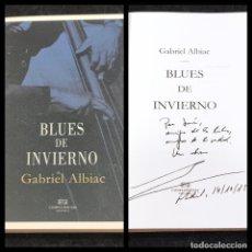Libros de segunda mano: BLUES DE INVIERNO. Lote 268898774