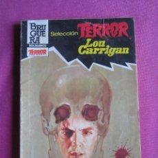 Libros de segunda mano: SELECCIÓN TERROR 542 TIEMPO MUERTO LOU CARRIGAN. Lote 268988569