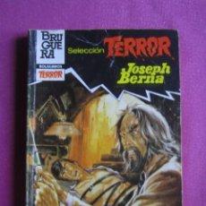 Libros de segunda mano: SELECCIÓN TERROR 564 EL EXPERIMENTO DEL DR. MARLOWE JOSEPH BERNA. Lote 268989714