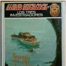 Libros de segunda mano: ALFRED HITCHCOCK Y LOS TRES INVESTIGADORES MISTERIO EN LA ISLA DEL ESQUELETO - 1968. Lote 270196258