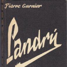 Libros de segunda mano: LANDRU DE PIERRE GARNIER EDITADO POR EDICIONES RODEGAR EN 1963. Lote 270910373